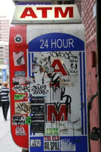 ATM New York
