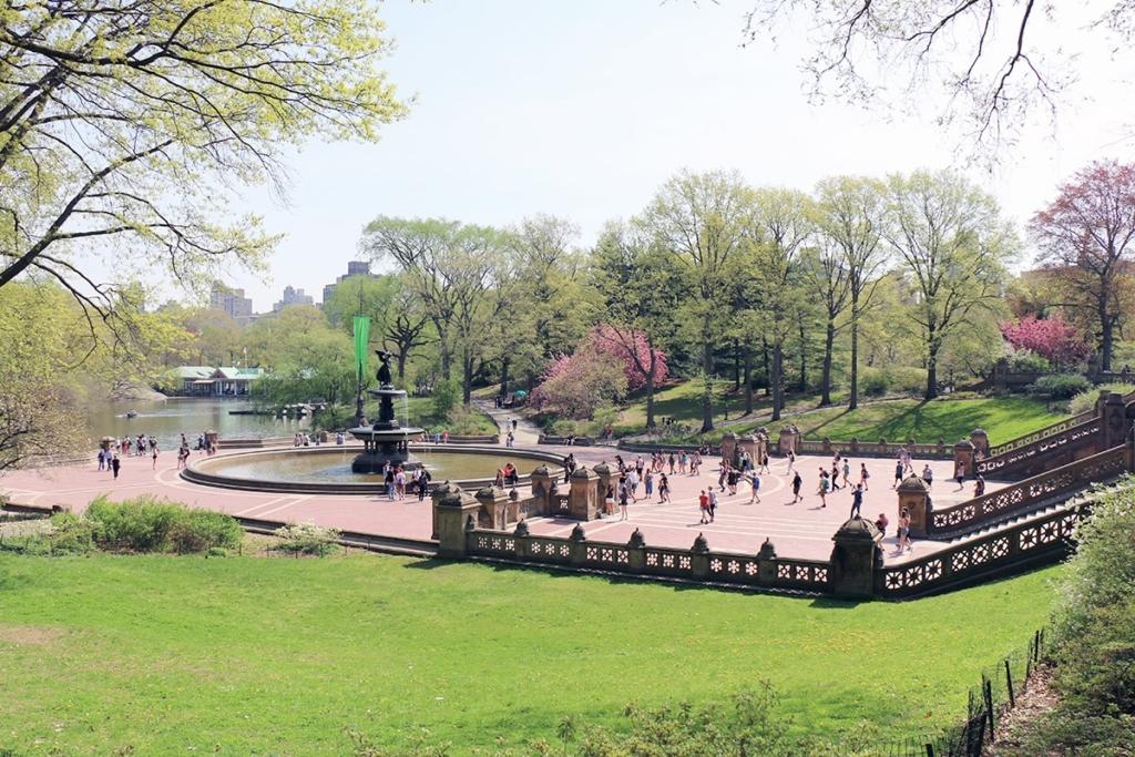 Bethesda Central Park New York