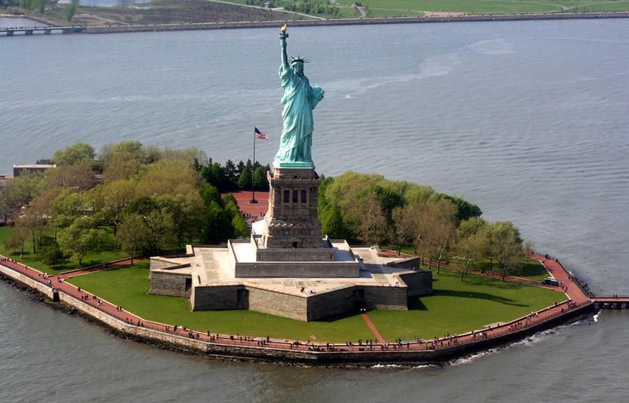 Souvent Visiter la Statue de la Liberté : un incontournable ! - Blog  IE58