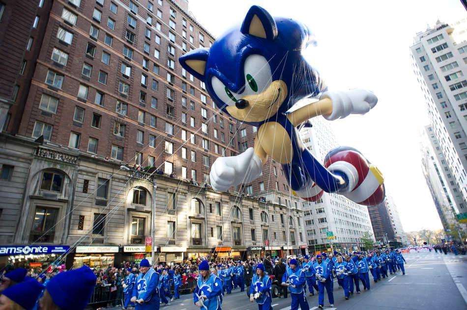 Parade Thanksgiving New York | Sonic