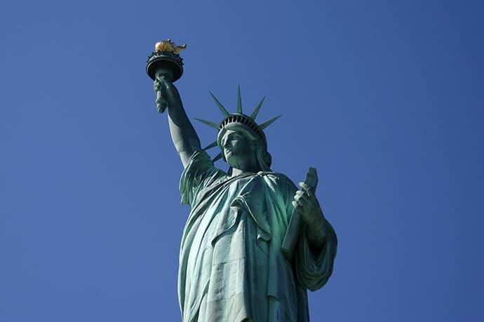 Très Visiter la Statue de la Liberté : un incontournable ! - Blog  CB66