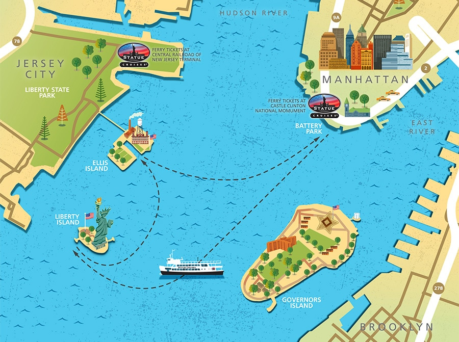 trajet-ferry-statue-liberte-ellis-island