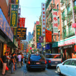 Chinatown Manhattan New York