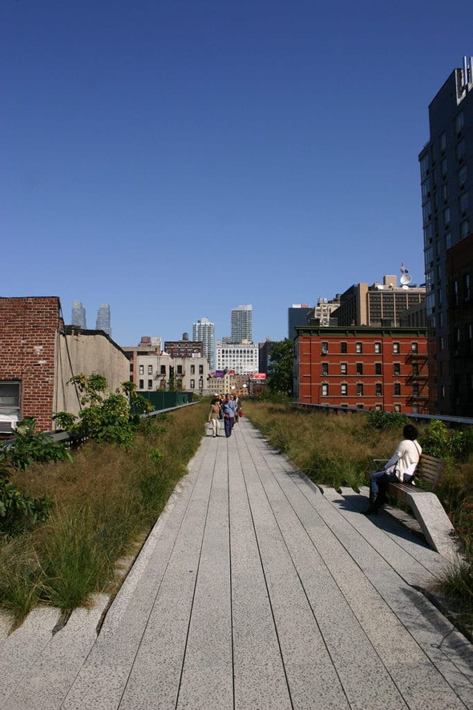 High Line de New York