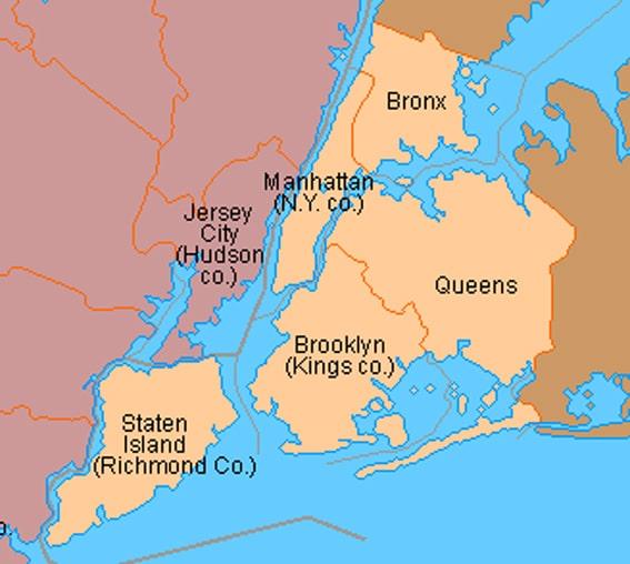 Bons plans new york blog partir à new york
