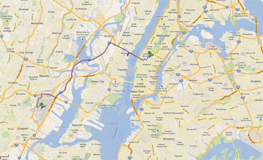 trajet-aeroport-newark-manhattan-new-york