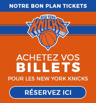 a09c8f4f22d72 Billets NBA : Match des New York Knicks au Madison Square Garden