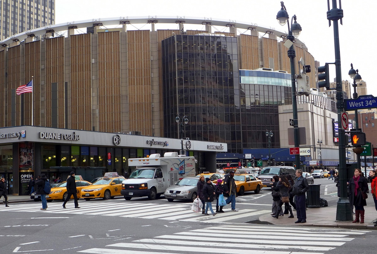 Billets Nba Match Des New York Knicks Au Madison Square