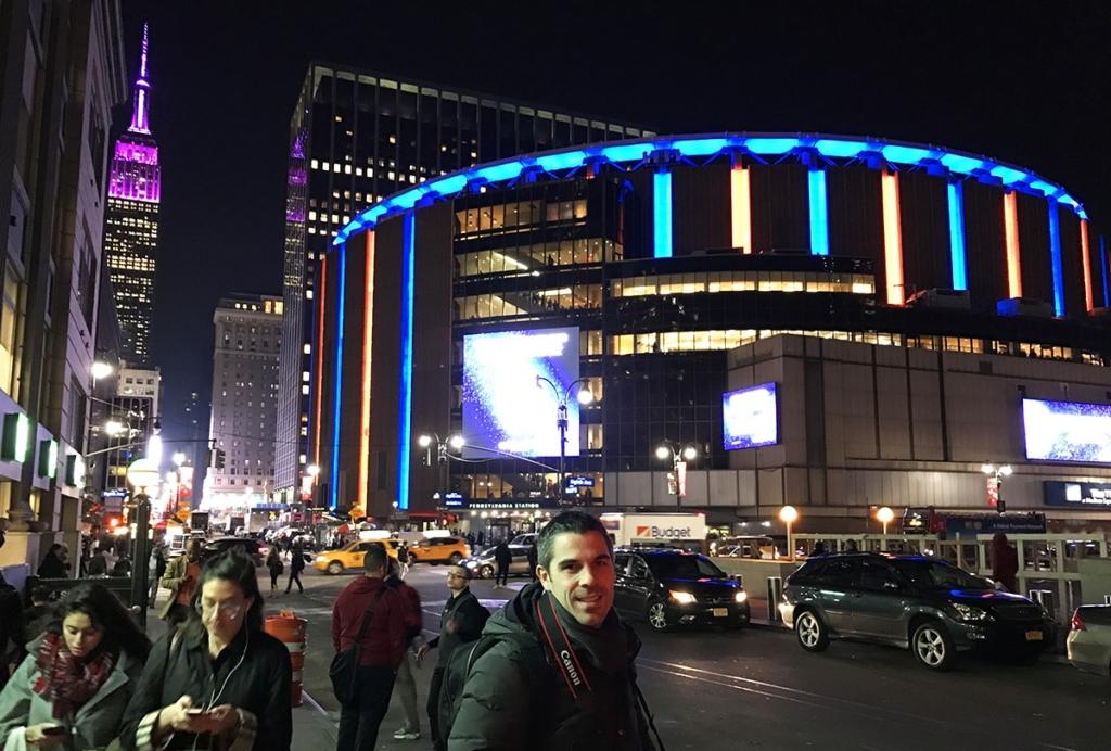 rencontres à NYC vs la