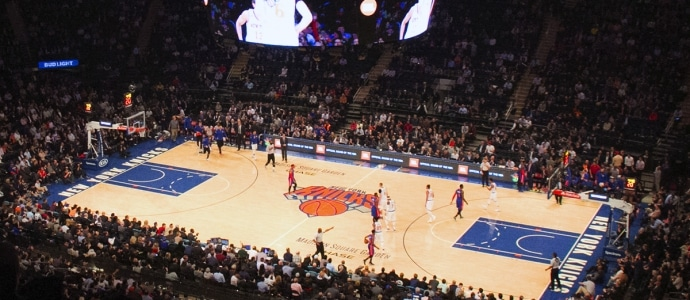 36e02fe0443d6 Billets NBA : Match des New York Knicks au Madison Square Garden
