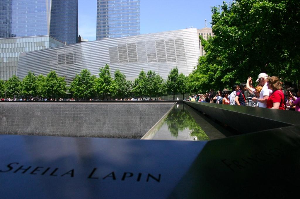 Memorial et bassins du 11 septembre à New York