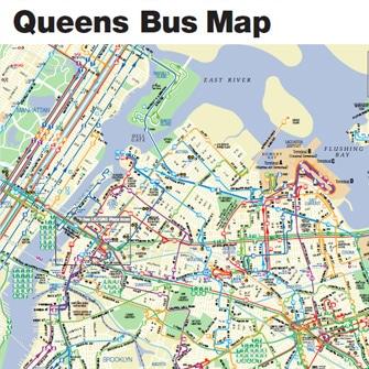 Plan Des Bus Du Queens PDF
