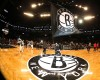 Avant match Brooklyn Nets au Barclays Center