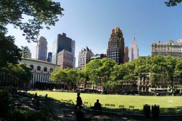 Bryant Park, New York Manhattan