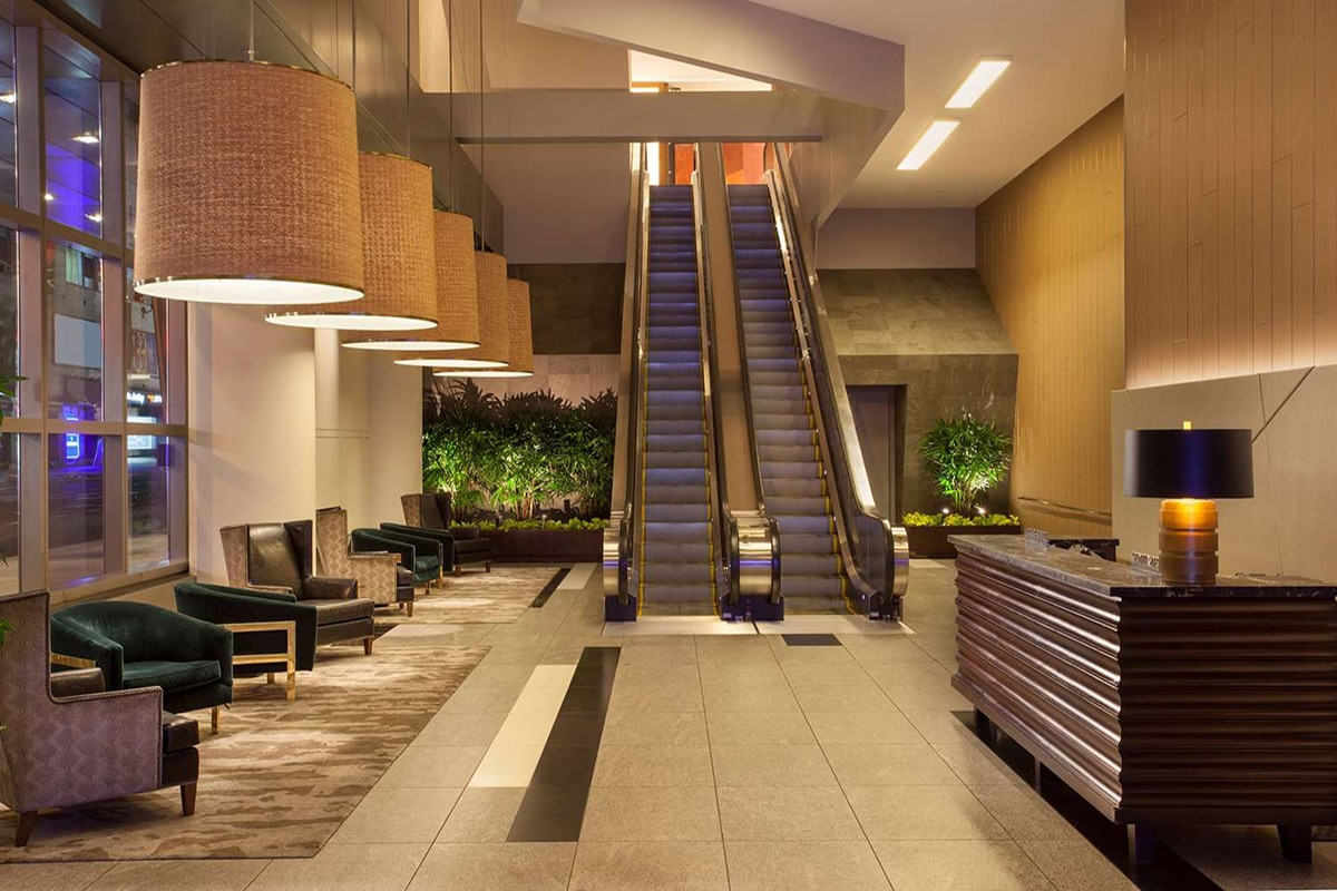 Westin New York Times Square Hotel
