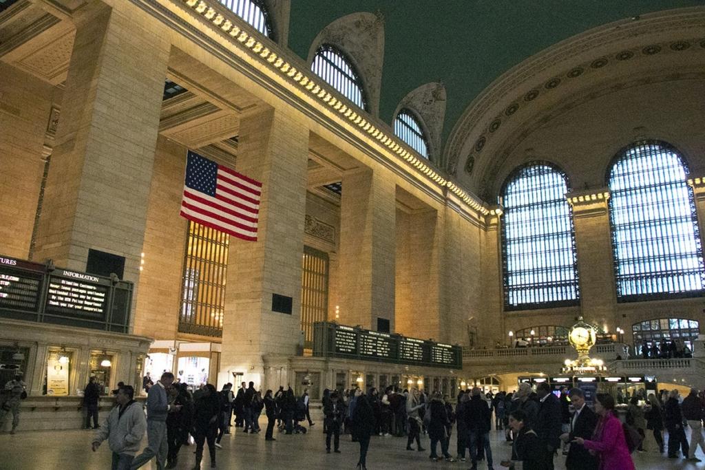 Hall du Grand Central Terminal à New York