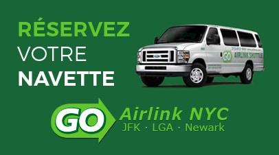 Réserver votre navette pour Manhattan avec GoAirLink