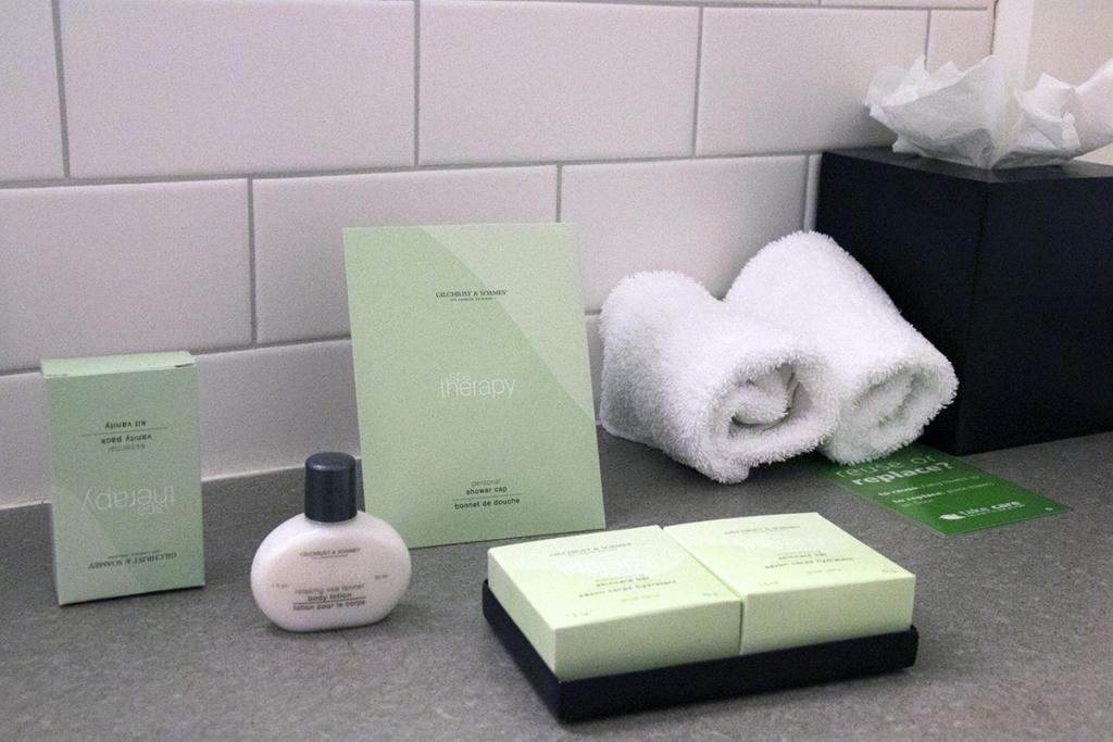 Produits de bain à Cassa Hotel Times Square