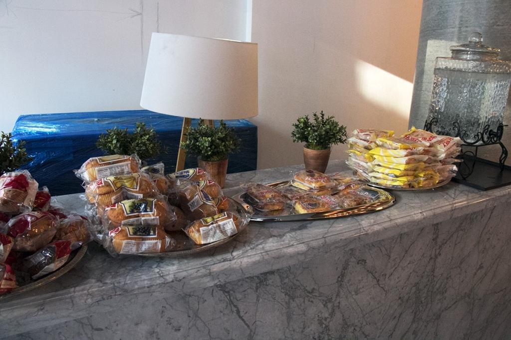 Petit déjeuner à Cassa Hotel Times Square