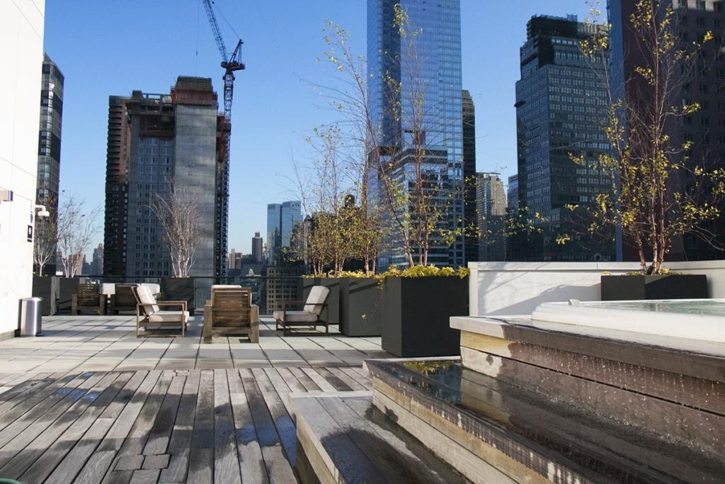 Rooftop de Cassa Hotel Times Square
