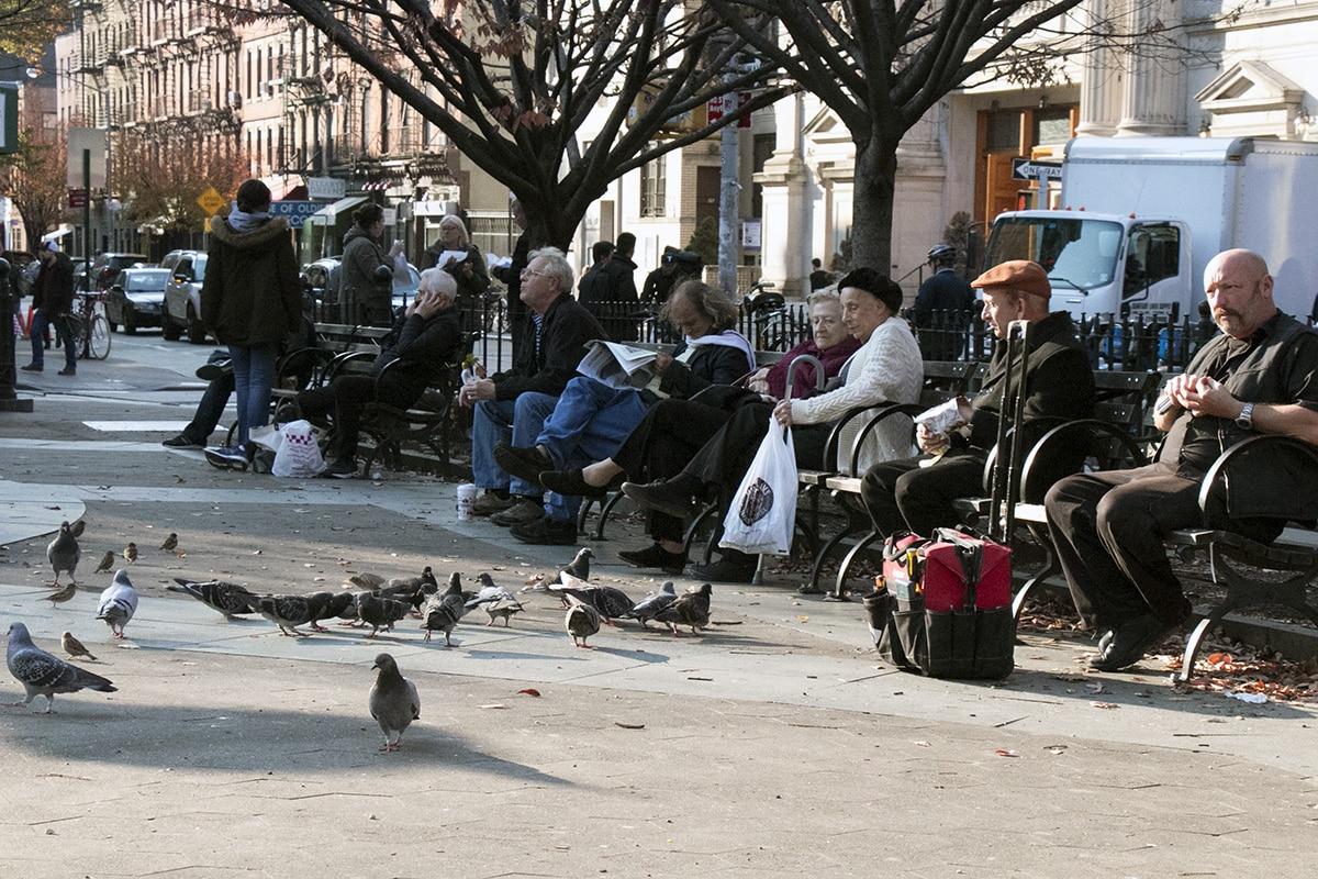 Découvrez Greenwich Village, quartier bourgeois-bohème de New York
