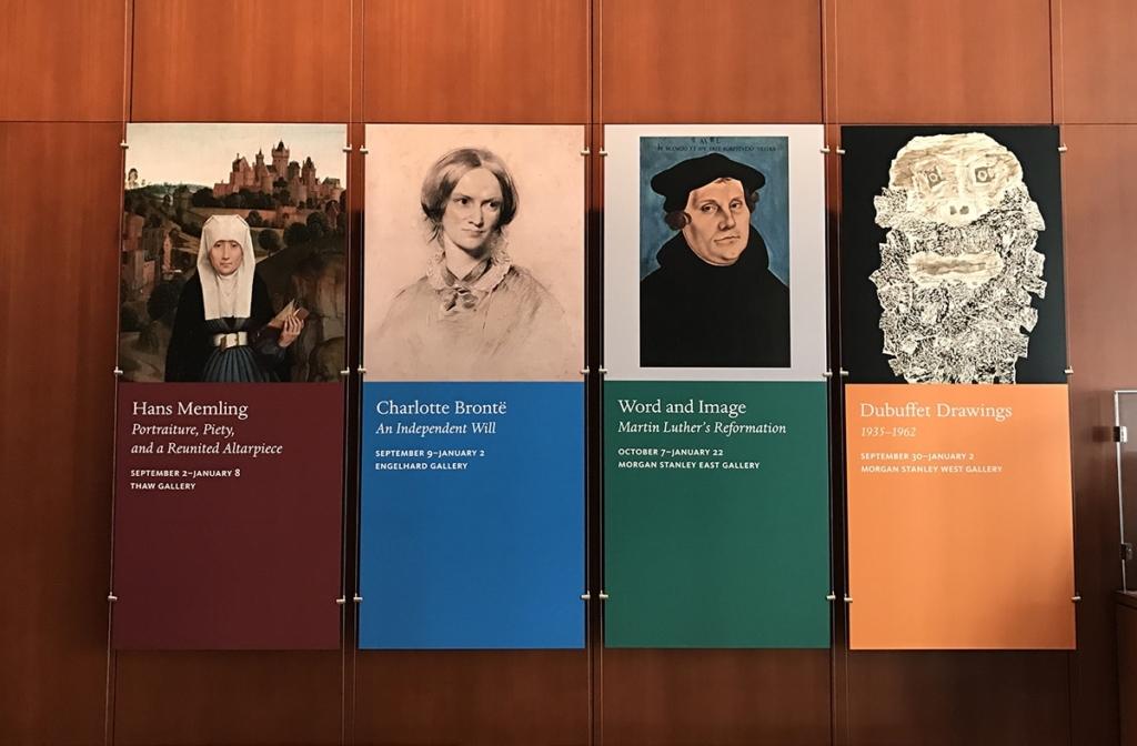 Les expositions temporaires à voir à la Morgan Library à New York