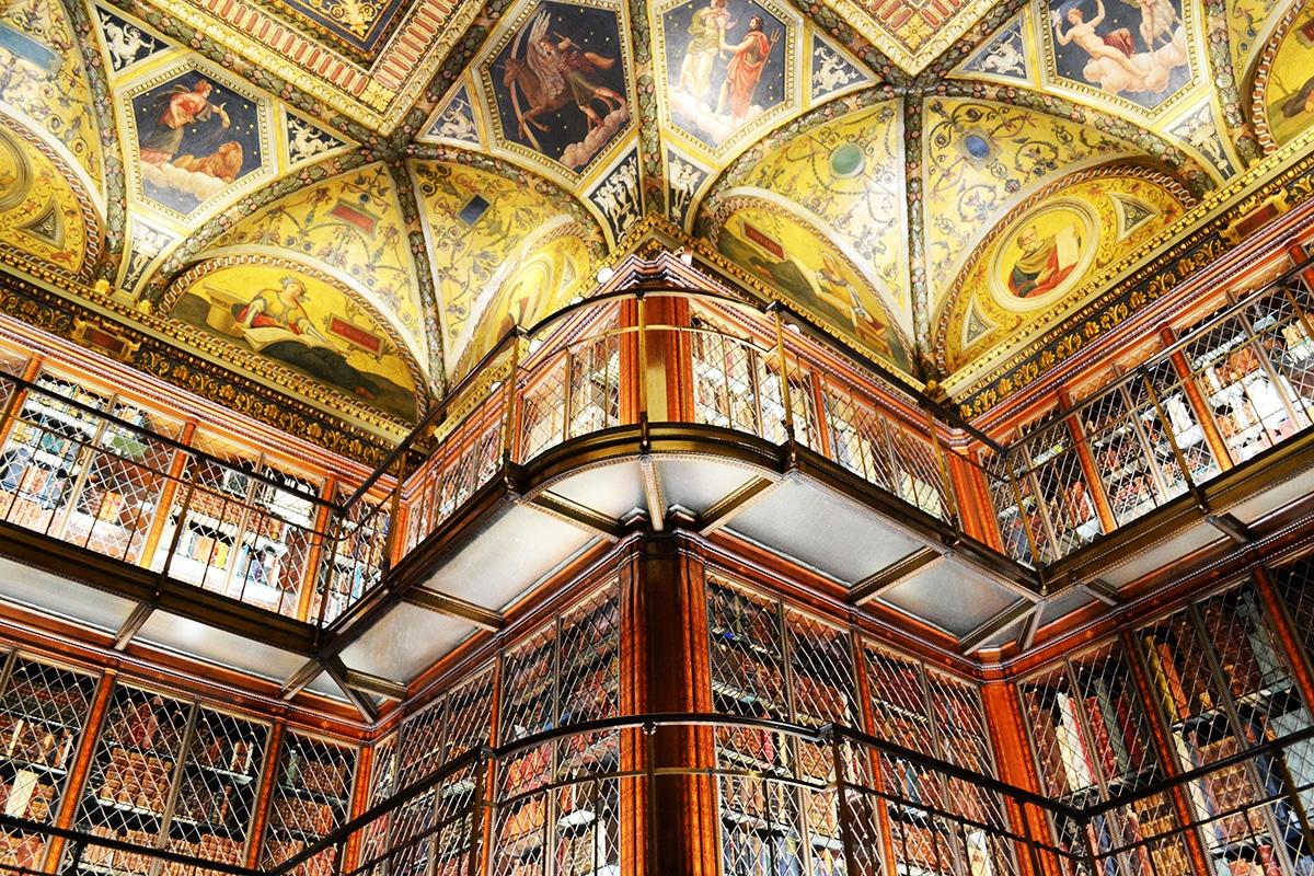 Morgan Library - New York