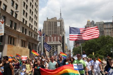 Gay Pride de New York