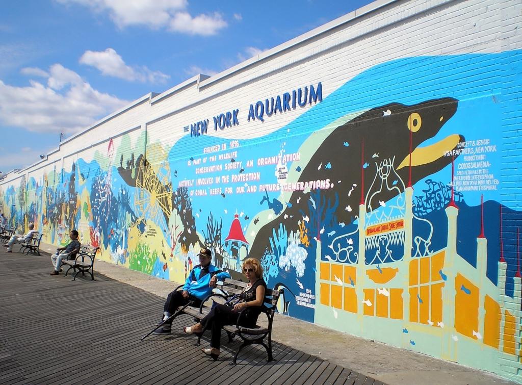 Aquarium de New York à Coney Island