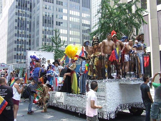Gay Pride à New York