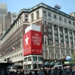 Macy's le plus grand magasin du monde à New York