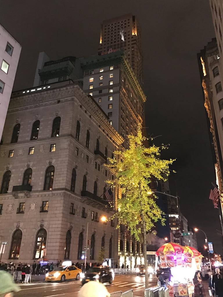 Rooftop Salon de Ning à New York