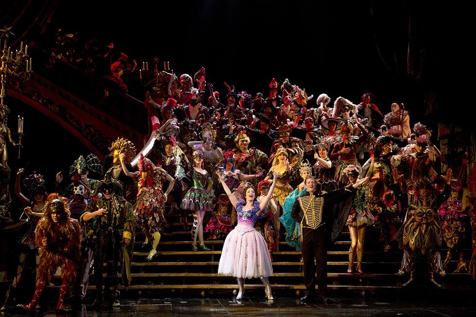 Le Fantome de l'Opéra est l'un des plus gros succès de toute l'histoire des comédies musicales de Broadway