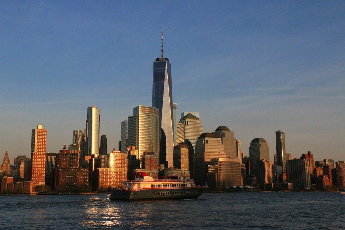 Croisière en bateau autour de Manhattan | New York