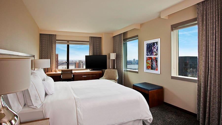 Chambre d'hôtel The Westin New York