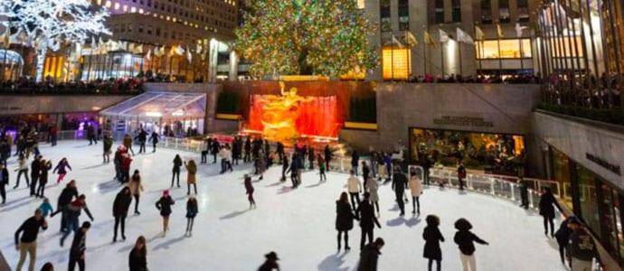 Passer le 1er janvier à New York