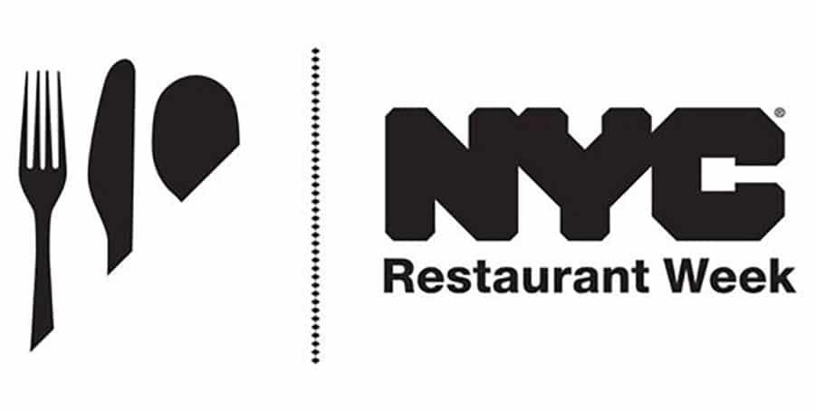 NYC Restaurant Week Logo