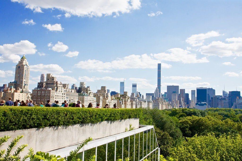 Rooftop Central Park | Terrasse du musée du Met