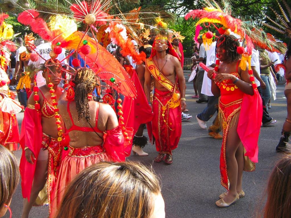 West Indian Parade à New York