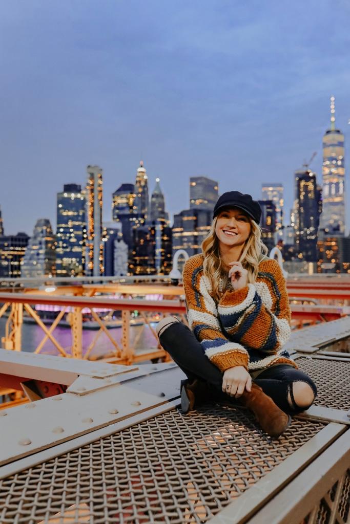 Carnet de voyage à New York de Lola Rossi