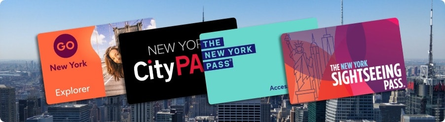 New York City pass guide comparatif