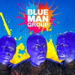 Affiche spectacle Broadway Blue Man Group