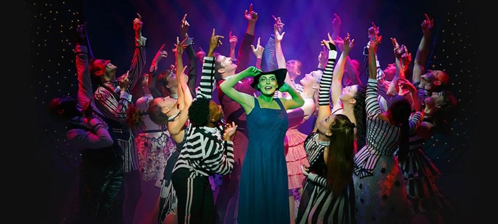 Wicked, comédie musicale ensorcelante sur Broadway