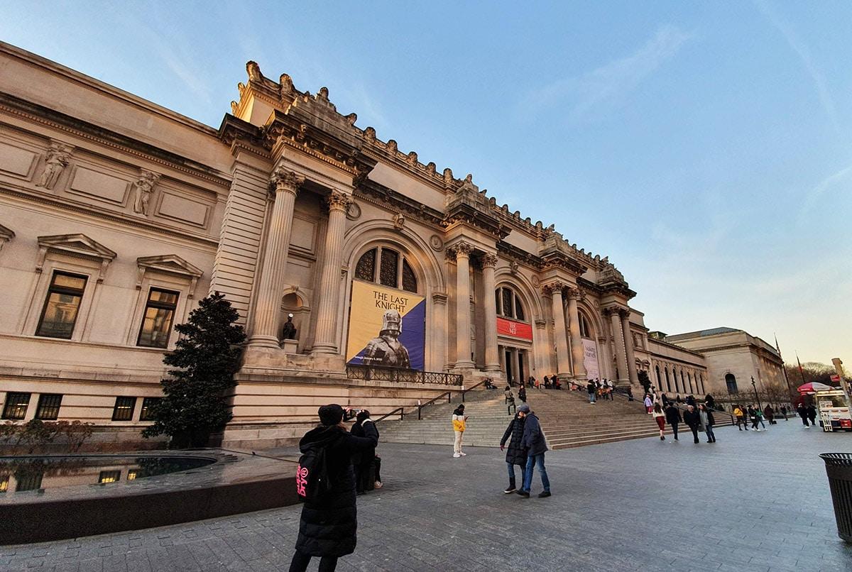 The Met - Metropolitan Museum of Art de New York