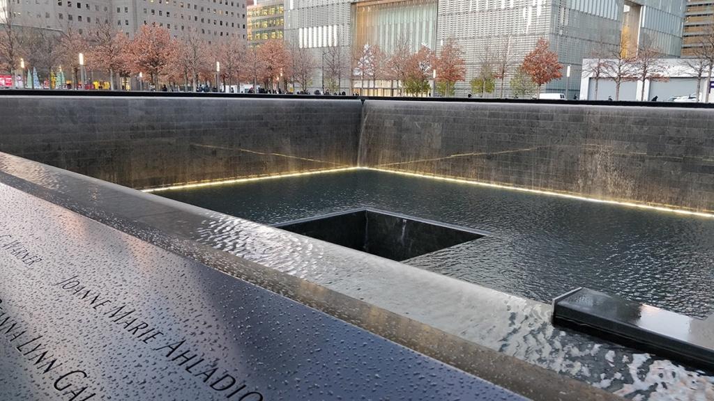 Bassin du World Trade Center - Memorial 9/11