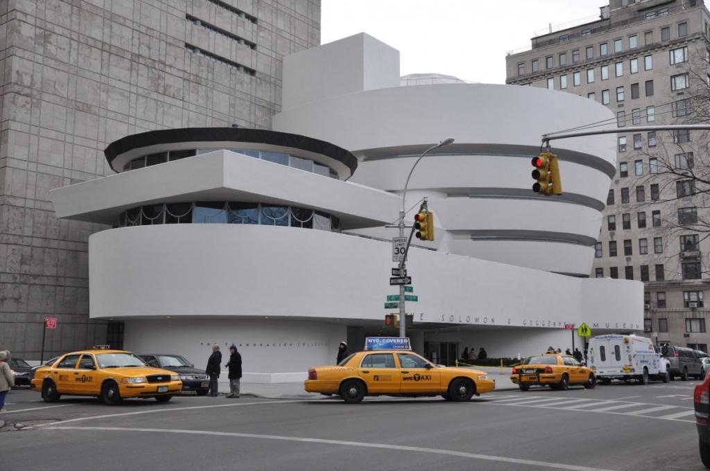 Musée de Guggenheim à New York