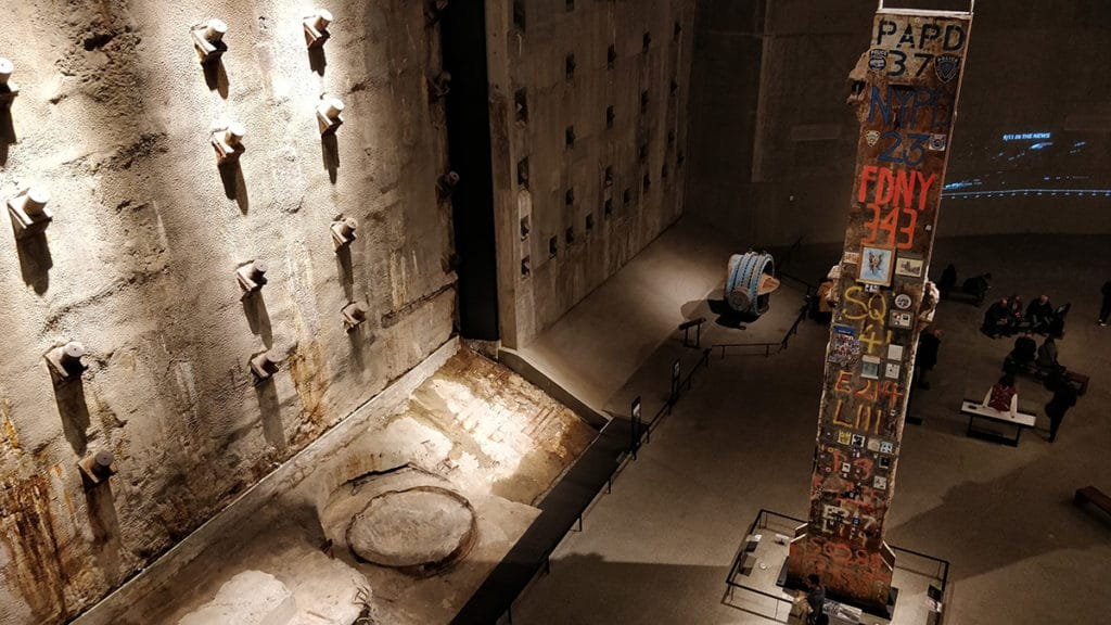 Musée du 11 Septembre | New York