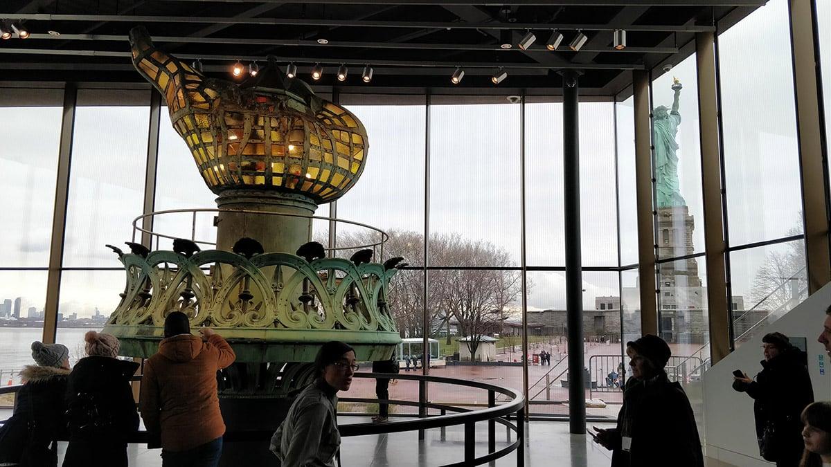 Musée de la Statue de la Liberté