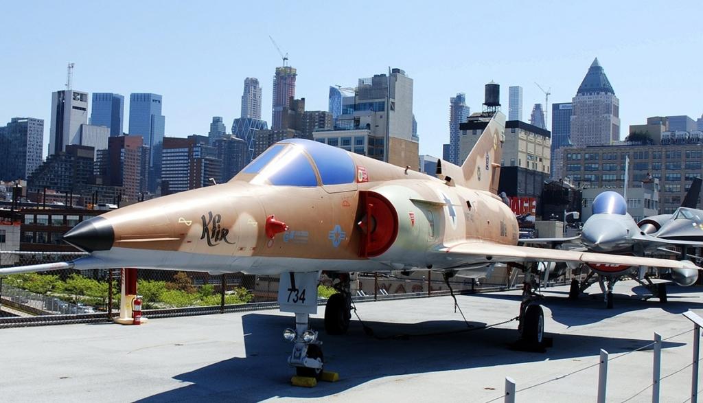 Porte-avion Intrepid Sea, Air & Space museum - New York