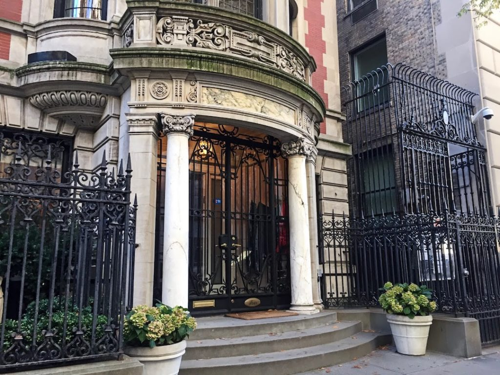 Appartement de Nate dans Gossip Girl à New York